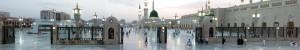 Madina_Haram_at_evening